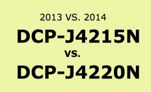 DCP-J4215V vs DCP-J4220N