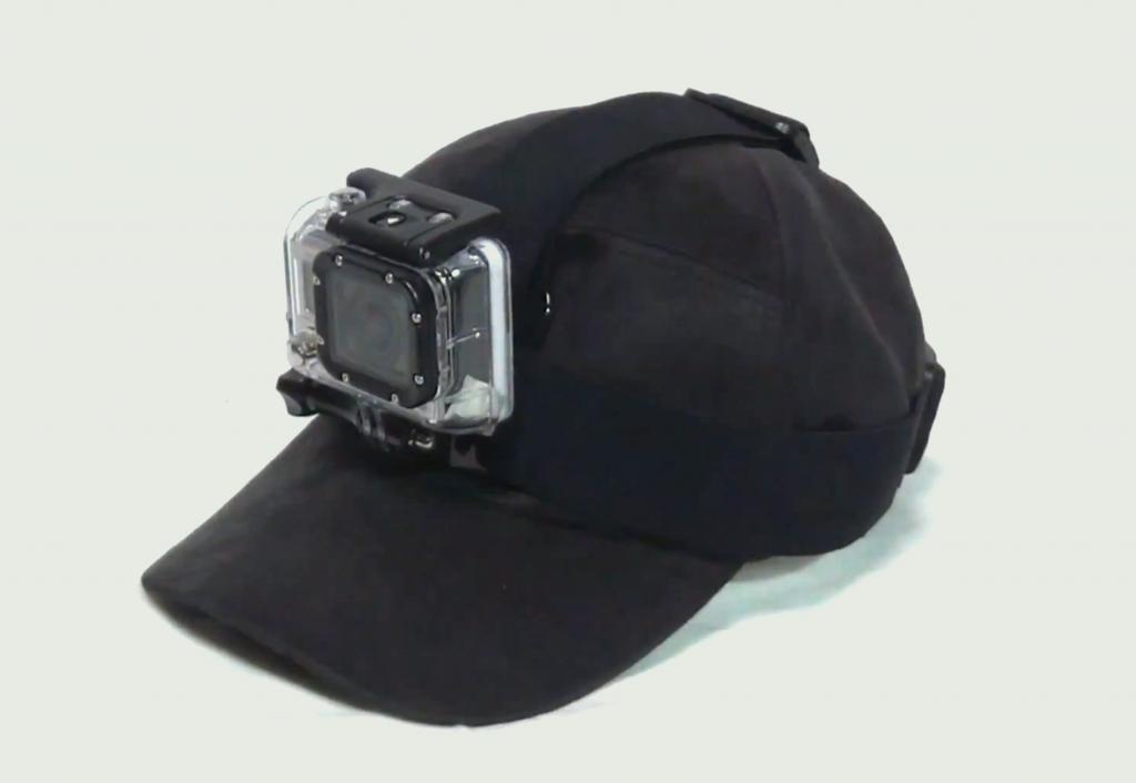 GoPro帽子a