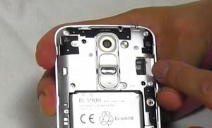 LG G2 mini カバー