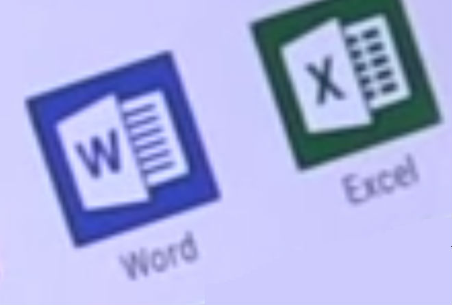 Word-Excel