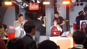 YouTube Space Tokyo 「ハッピー・アワー」